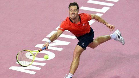 Open Sud de France : Richard Gasquet bat Paul-Henri Mathieu en finale