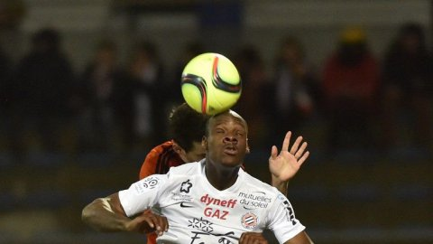 Ligue 1 : Montpellier grappille un point à Lorient