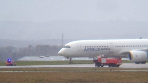 DR - A350 EMBOURBE LIMOGES