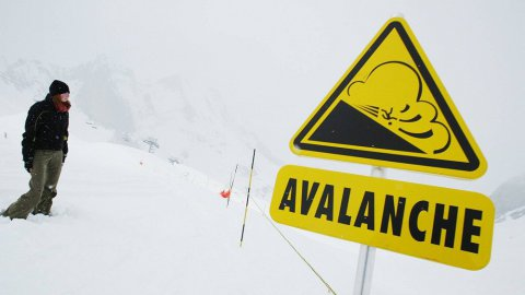 Risque avalanches