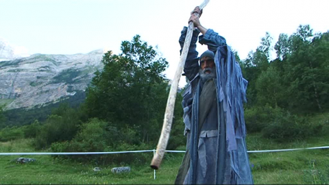 Merlin, un spectacle enchanteur à Gavarnie