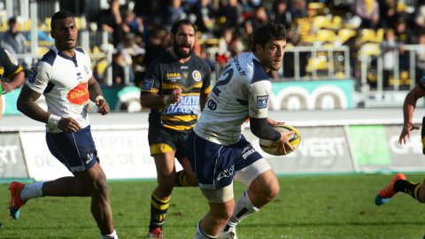 Rugby, Pro D2 Albi - Agen