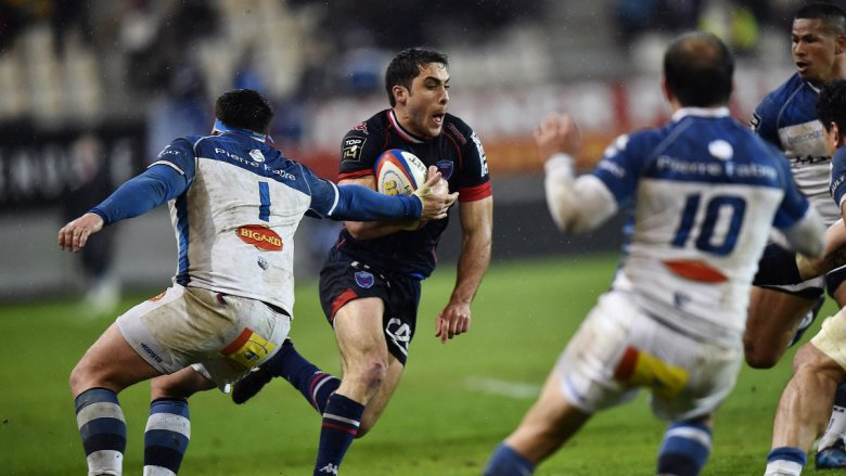 Rugby Top 14 : Castres s'incline face à Grenoble