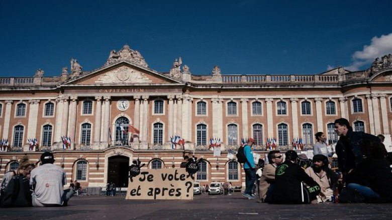Toulouse, Place du Capitole / © VEO PRODUCTIONS