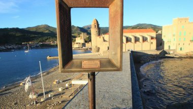 Le clocher de Collioure / © RAYMOND ROIG / AFP