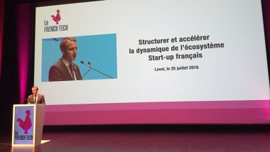 La French Tech à Laval – 25 juillet 2016 / © French Tech