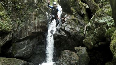 Canyoning illustration / © Maxppp/ Pascal BROCARD