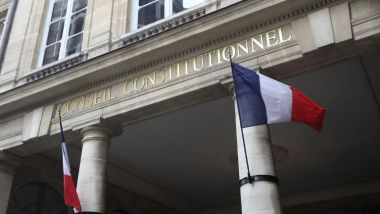 Le Conseil constitutionnel. / © Jacques DEMARTHON / AFP