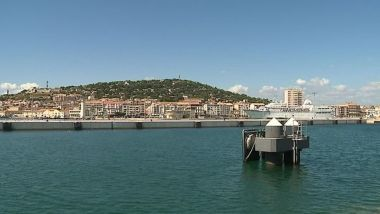 Le port de Sète / © Franck Detranchant, France 3 Occitanie