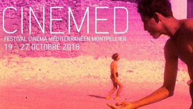 Affiche de la 40e édition du festival Cinemed qui se tient du 19 au 27 octobre 2018 / © Cinemed