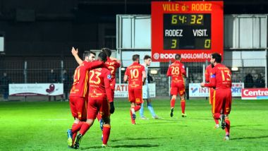 Le club de football de Rodez va changer de dimension / © MAXPPP/José A. Torres