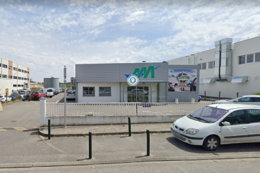 L'entreprise AAA à Colomiers. / © Capture écran Google Street View
