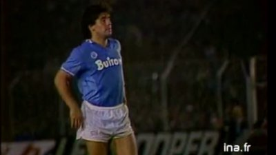 SPORT LEGENDE. On vous donne l'occasion de (re)voir le mythique match Toulouse-Naples de 1986 avec Maradona