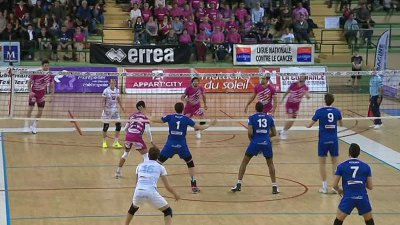 Ligue A : Montpellier bat Sète 3 sets à 1 dans le derby de l'Hérault