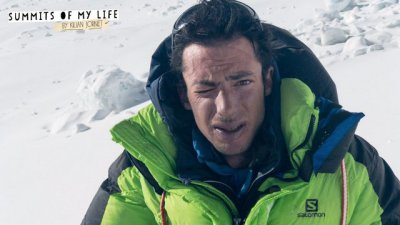 Double ascension de l'Everest en une semaine pour le Catalan Kilian Jornet