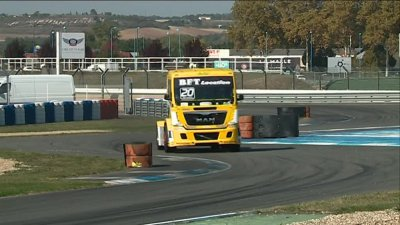 Grand Prix Camions au circuit d'Albi ce week-end