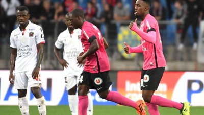 Football : Nice s'incline à Montpellier