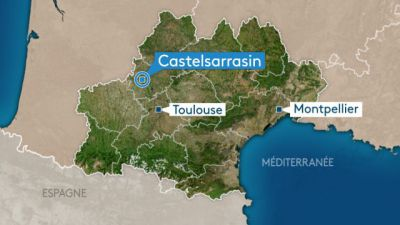 Tarn-et-Garonne : spectaculaire accident de la circulation à Castelsarrasin