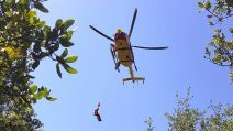 dragon gard helicoptere securite civile pompiers helitreuillage
