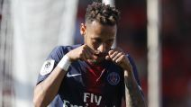 Neymar football psg Nîmes