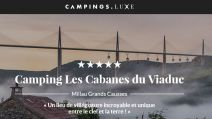 Page accueil Camping.Luxe