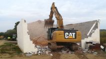montagnac herault cabanisation destruction batiment