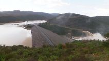 pyrenees orientales barrage caramany cassagnes