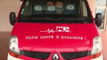 aude camion santé mobile entreprise privee bus medical