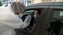 montpellier drive depistage tests covid19 coronavirus
