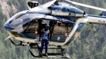 helicoptere pghm secours montagne pyrenees gendarmerie