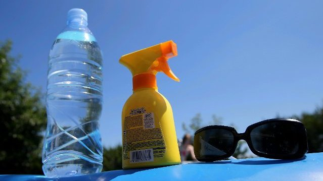 Alerte orange à la canicule dans le Lot