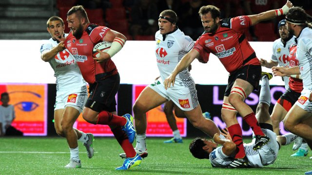 Rugby : la performance de Colomiers face à Oyonnax