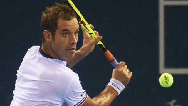Tennis : Richard Gasquet en finale du tournoi d'Anvers