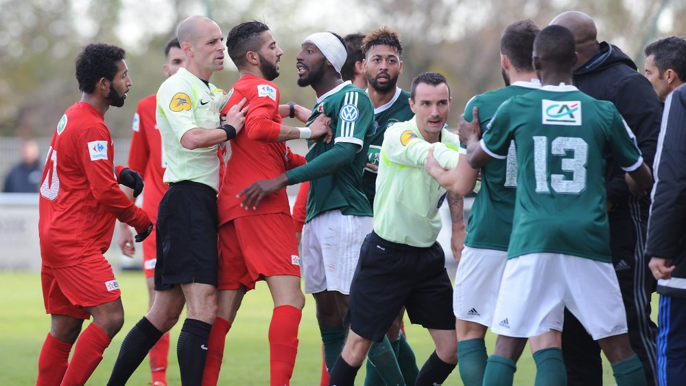 Football : 5 supporters du Red Star portent plainte pour agression après le match à Blagnac