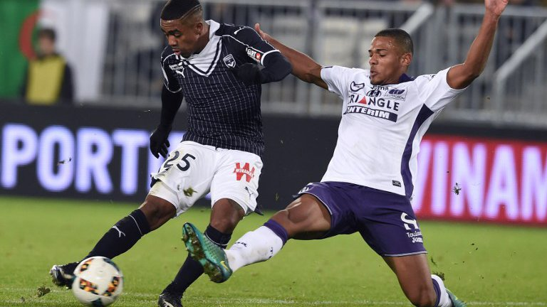 Football : Toulouse s'incline chez les girondins