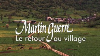 Photo documentaire Martin Guerre, le retour au village