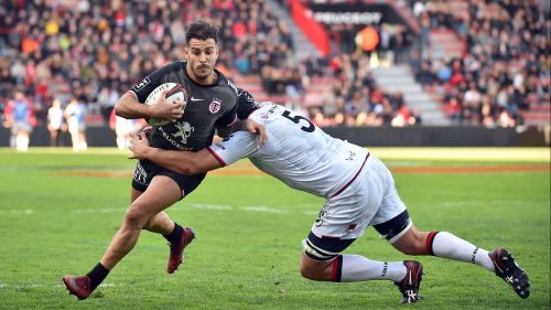 Rugby/Top 14 : le Stade Toulousain atomise Lyon