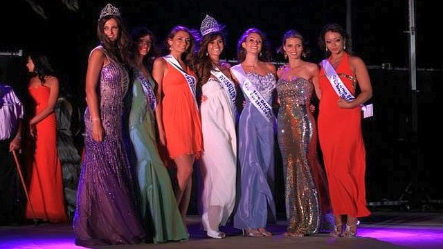 Election Miss Roussillon 2012 - archives / © site officiel Miss Roussillon