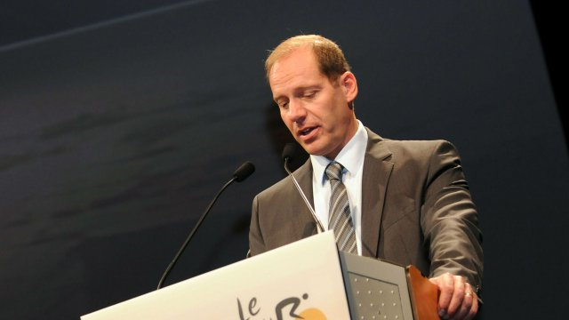 Christian Prudhomme, le directeur du Tour de France © AFP