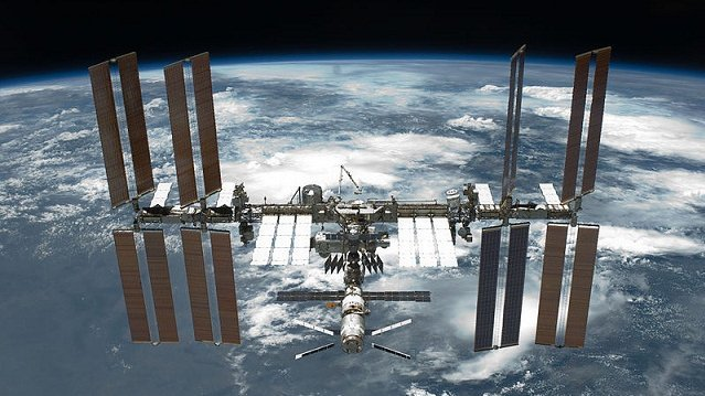 Station spatiale internationale / © NASA