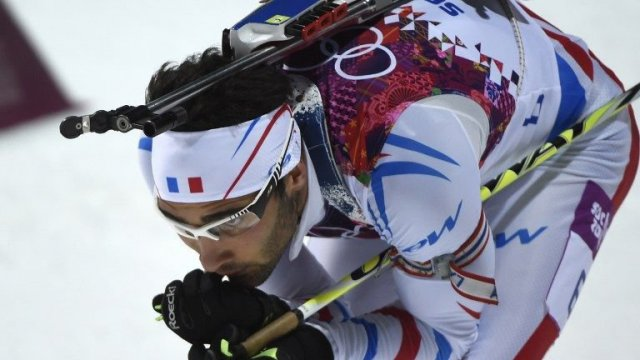Biathlon : le Catalan Martin Fourcade, Champion olympique, Champion du monde et... enfin Champion de France !