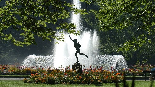 Jardin Grand Rond Toulouse Meilleures Id Es Cr Atives