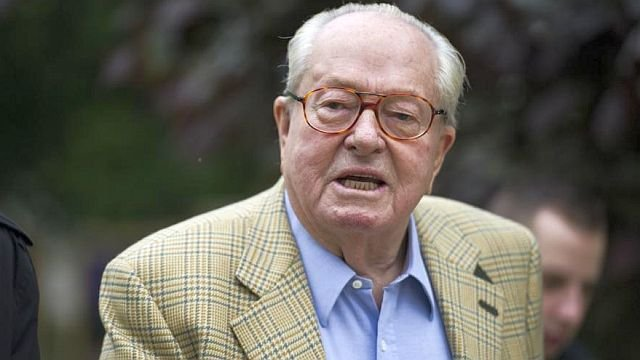 Jean-Marie Le Pen - archives © afp