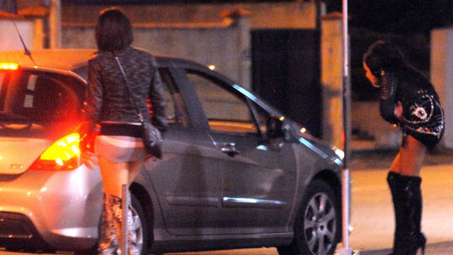 Des prostituées à Toulouse. photo d'archives / © MaxPPP
