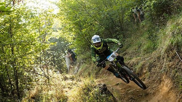 Damien Oton - archives / © Enduro world series