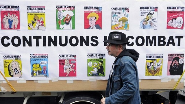 ATTENTAT à Charlie Hebdo : 12 morts. - Page 4 Manif9