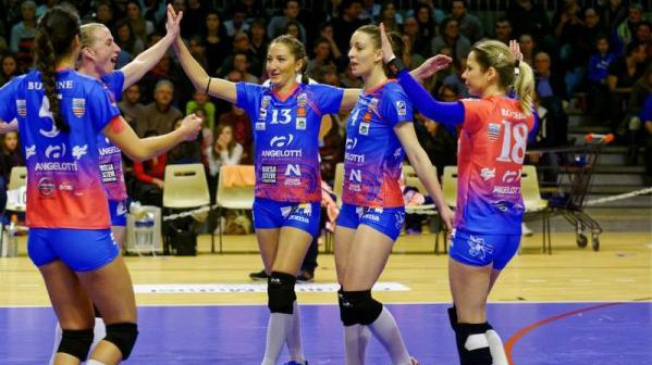 beziers volley