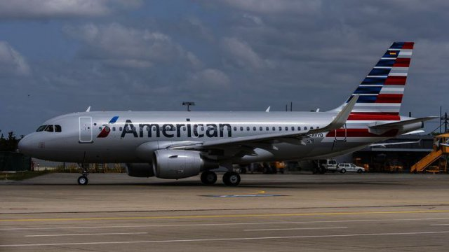 Un A320 d'American Airlines / © Airbus