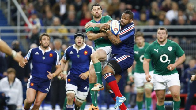 France /Irlande, tournoi des 6 nations 2014 / © MaxPPP