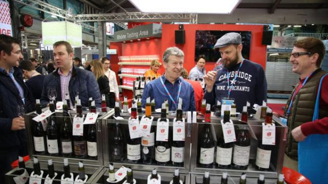 Un salon international du vin à Paris en 2019 avec VINISUD-Montpellier